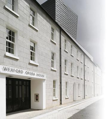 Wexford Opera House Photo: Ros Kavanagh