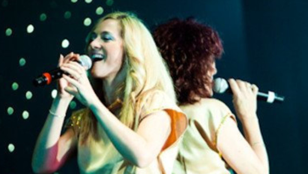 Mamma Mia!...it's Abba Forever in the Opera House this weekend