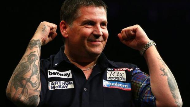 Gary Anderson has Wexford in his sights.