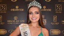 Christine Mangan takes part in the Miss Ireland contest next month