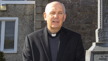 Fr Gerry O'Leary. Photo: Mary Browne