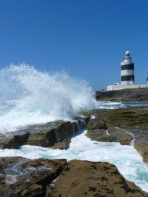 A picture of Hook Lighthouse courtesy of Visit Wexford.