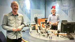 Chris Hayes of the HedgeRadio Podcast speaking to Ray D'Arcy about their William Lamport podcast