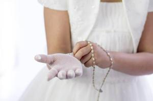 Many children receive staggering amounts of money as Communion presents
