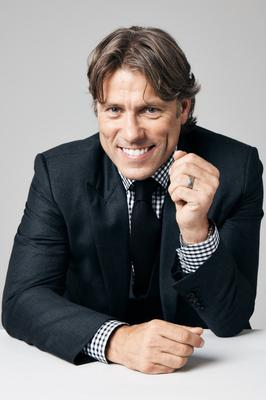 Funnyman John Bishop is set for The Spiegeltent Festival