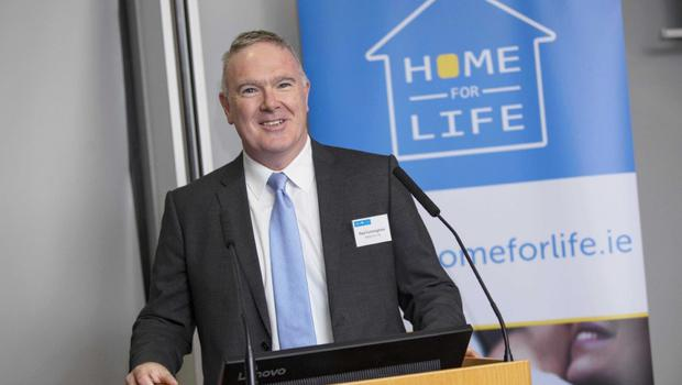 Paul Cunningham CEO of Home for Life.