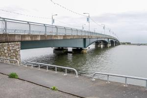 There will be no new bridge to ease traffic congestion on Wexford Bridge, according to Cllr John Hegarty