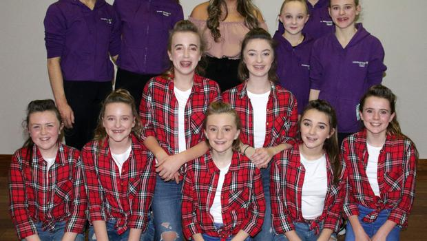 Through to the final: Gymstars, Sullivan School of Dance and Evey Roche