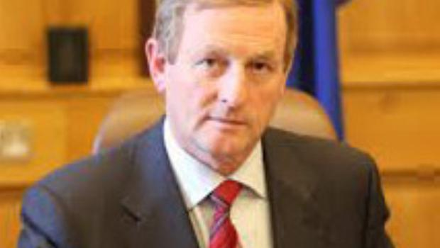 Taoiseach Enda Kenny has lent his support to TTIP
