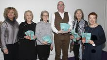 At the launch of Music for Wexford 2019 were members of the organising committee, Karen Lynott, Lorraine Dowling, Eileen Campbell, John Whelan, Betty O'Brien and Mary Gallagher