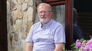 Tom Dunbar of Ferns, the head of Wexford's vintners' association
