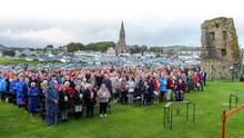 Organisers are hopeful that this year's pilgrimage will be able to go ahead as more restrictions are lifted.