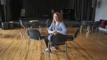 CEO of Wexford Arts Centre Elizabeth Whyte.