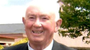 The late Paddy Curran
