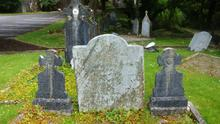 Headstones can be a great place to get information to start researching your family tree