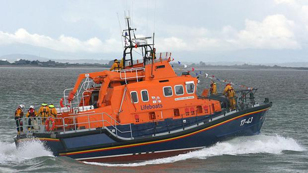 RNLI Rosslare Harbour Lifeboat