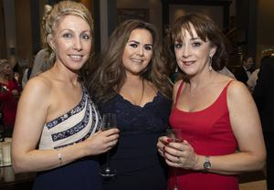 Claire Pierce Durack, Selina Lawlor and Elaine Rossiter