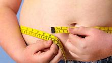 The number of Irish children classed as obese continues to soar.