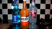 Loopy juice like 'Fat Frogs' - a combination of these three drinks - is part of the problem