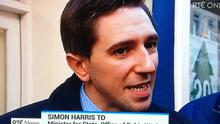 Simon Harris made headlines for an unlikely reason last week, but won't be too bothered.