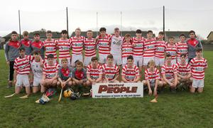Ferns St. Aidan's, who produced such a strong fight in Saturday's final in Bellefield