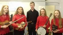 Bannow-Ballymitty have an involvement in two of the musical categories