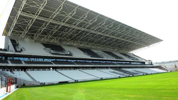 The South Stand in the new Páirc Uí Chaoimh is set to be jam-packed with Wexford and Waterford supporters on Sunday
