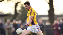 Daithi Waters is set for a big midfield battle
