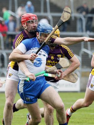 Daithi Waters (Wexford) Michael Walsh(Waterford)