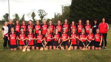 The triumphant Oulart-The Ballagh squad