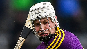 Wexford's Liam Ryan. Photo: Sportsfile
