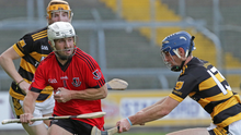 Rory Higgins (Rathnure) Des Mythen (Oulart-The Ballagh)