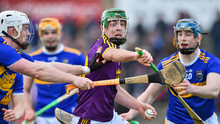 Aidan Nolan will be available to take on Tipperary for the second time this year, after February's Allianz League meeting in Innovate Wexford Park