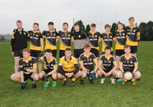The defeated finalists from Kilrush