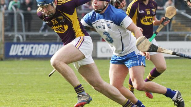 Jack Guiney (Wexford)Jake Dillon (Waterford)