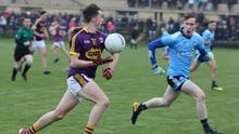 Rory O'Connor sizing up his options as Dublin's Senan Forker awaits his next move