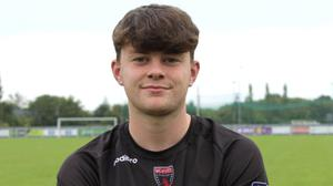 Jack Larkin - a loanee last year - has joined from Waterford FC