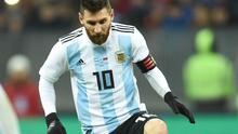 Hopefully Lionel Messi can lead Argentina to World Cup glory in Russia next summer