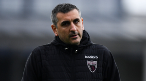 Wexford FC first team manager, Brian O'Sullivan. Photo by Ben McShane/Sportsfile