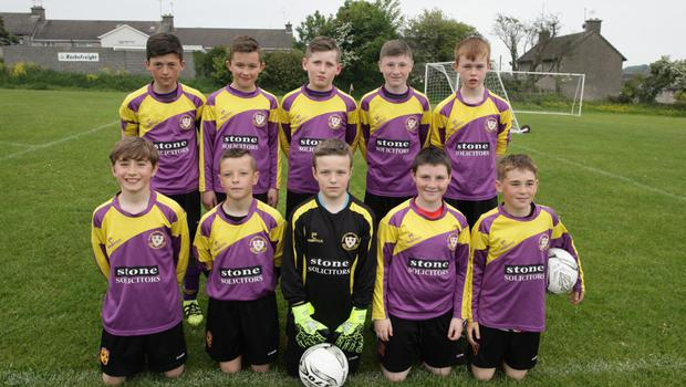 The Wexford Albion squad