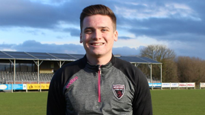 New arrival Jack Connolly will face old club Cabinteely in series one