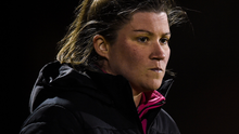 Laura Heffernan on Saturday week when Wexford Youths clinched the National League title