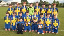 St. Joseph's, last season's Under-14 Cup winners, are continuing their good form in the Under-15 league
