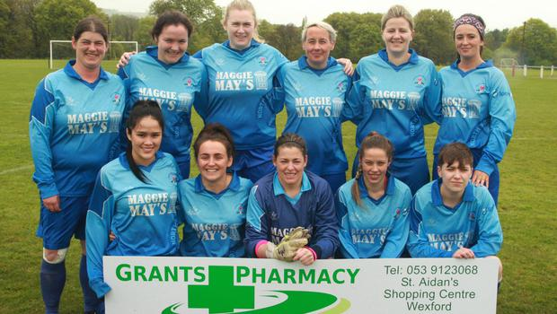 Wexford Women's Cup winners, North End United