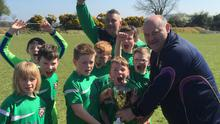 Cloughbawn are continuing where they left off after last year's Under-11 success