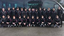 The Wexford F.C. Under-17 players who are fresh from a beneficial pre-season in France