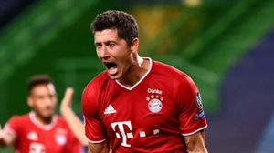 Robert Lewandowski and his Bayern Munich team-mates could well lift the Champions League trophy again