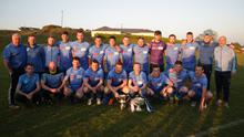 North End United after they captured the Premier Division title with a 3-2 win over Corach Ramblers last Wednesday night
