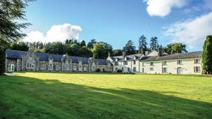 Glendalough House was due to be the venue for the BD Festival.
