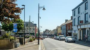 Main Street, Arklow. File photo. Photo; Leigh Anderson